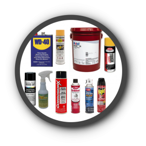 Chemicals, Lubricants & Paints