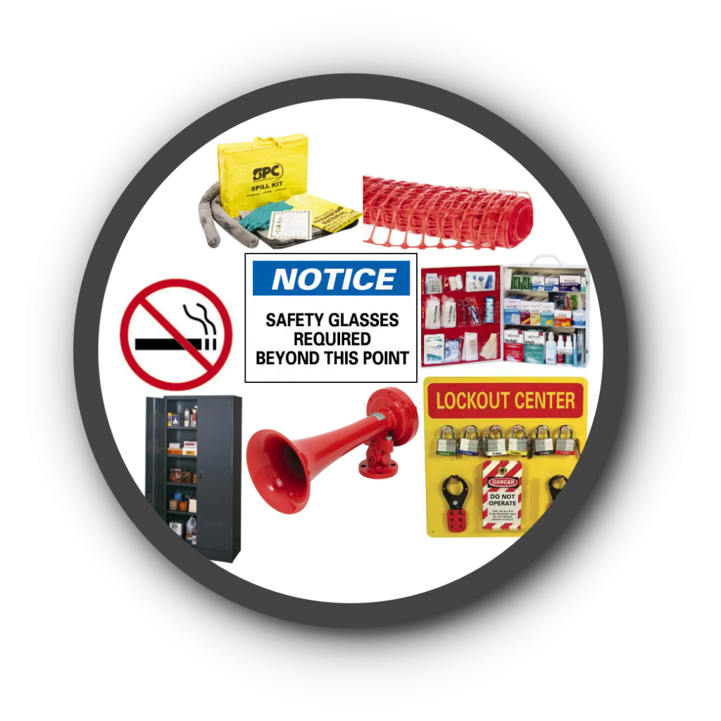 Security & Safety Items